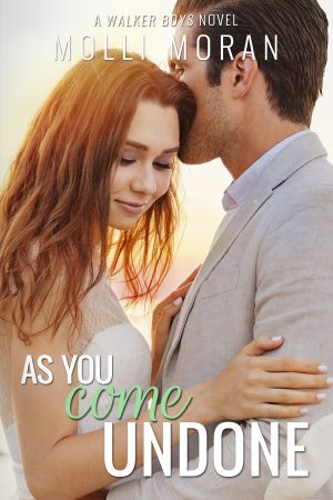 Cover for As You Come Undone