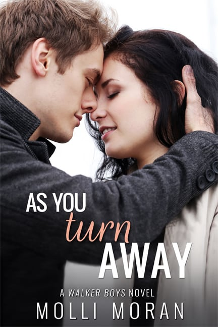 Cover for As You Turn Away