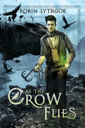 Cover for As the Crow Flies