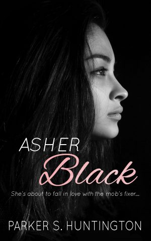 Cover for Asher Black