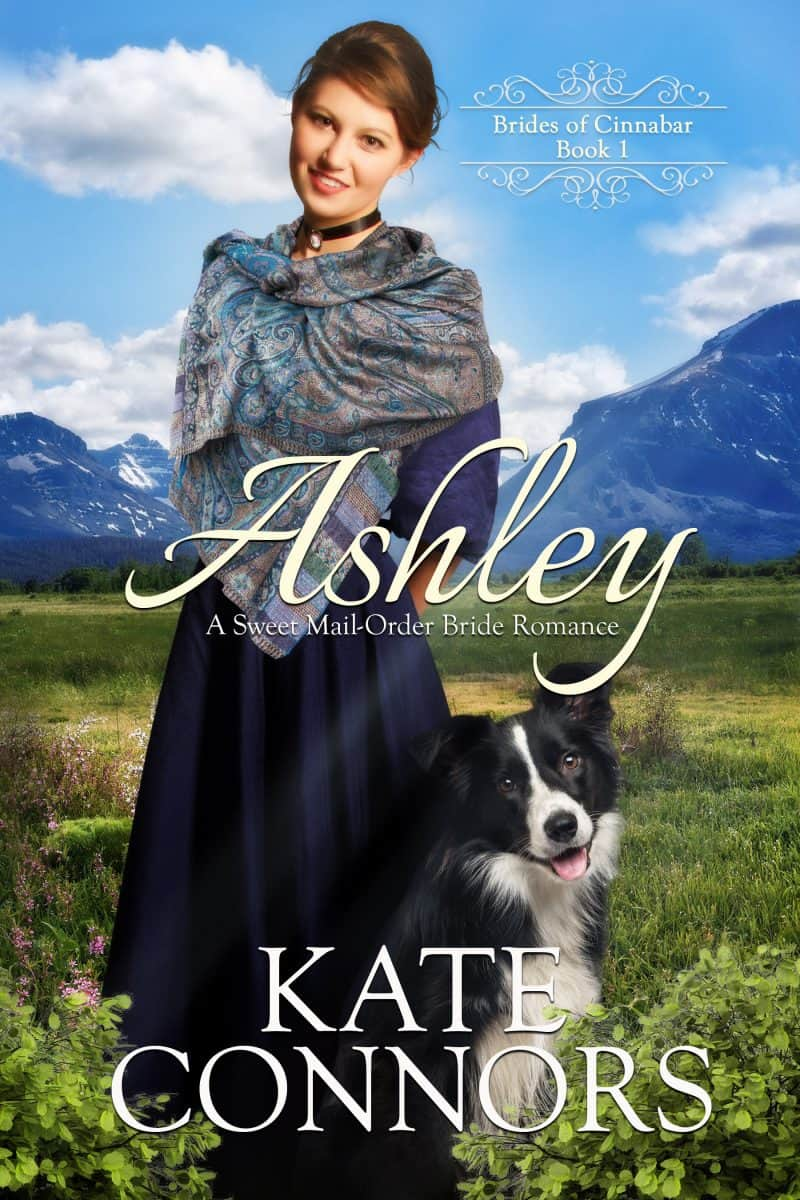 Cover for Ashley: A Sweet Mail Order Bride Romance