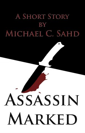 Cover for Assassin Marked
