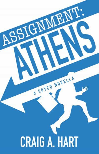 Cover for Assignment: Athens