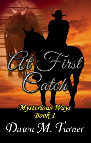 Cover for At First Catch