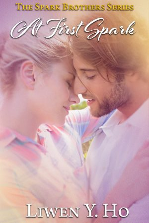 Cover for At First Spark