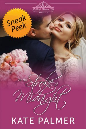 Cover for At the Stroke of Midnight Sneak Peek