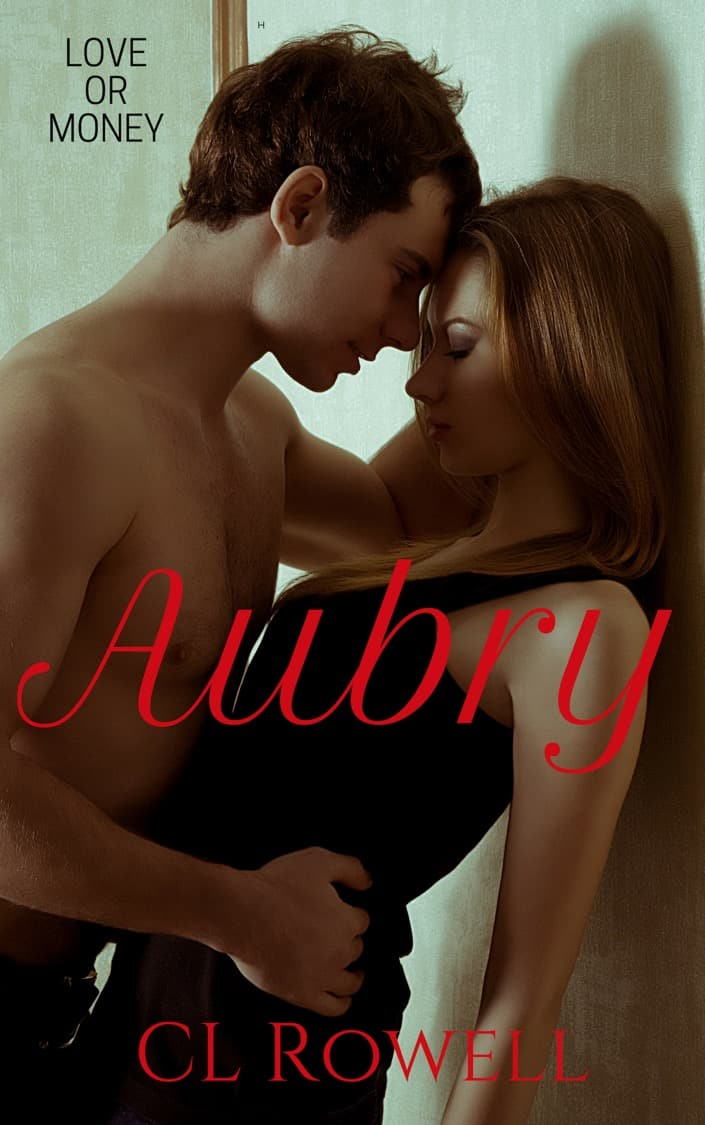 Cover for Aubry