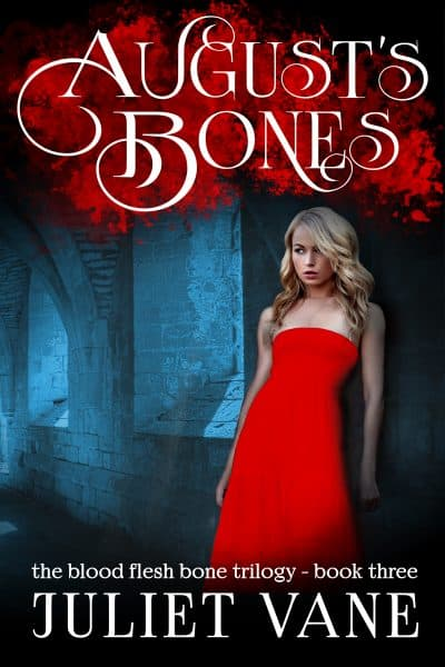 Cover for August's Bones