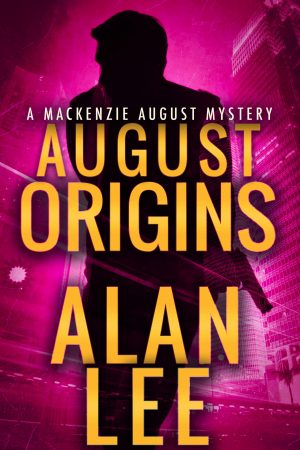 Cover for August Origins