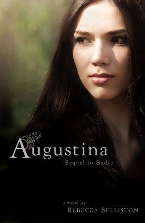 Cover for Augustina
