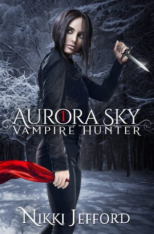 Cover for Aurora Sky: Vampire Hunter