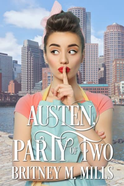 Cover for Austen, Party of Two