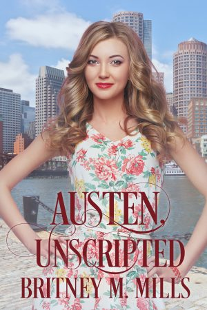Cover for Austen Unscripted