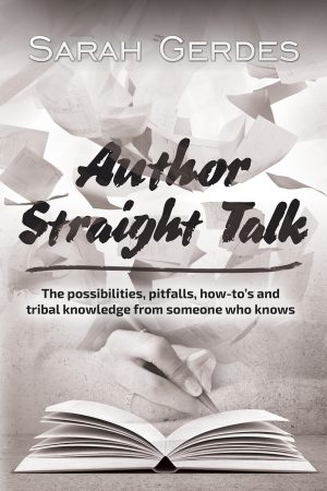 Cover for Author Straight Talk