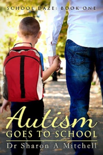 Cover for Autism Goes to School