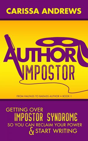 Cover for Author Impostor