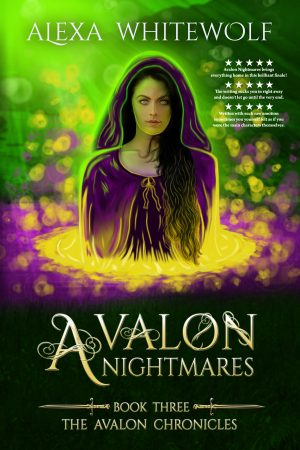 Cover for Avalon Nightmares
