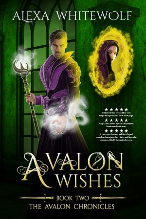 Cover for Avalon Wishes