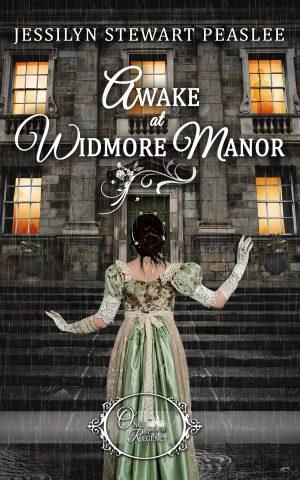 Cover for Awake at Widmore Manor