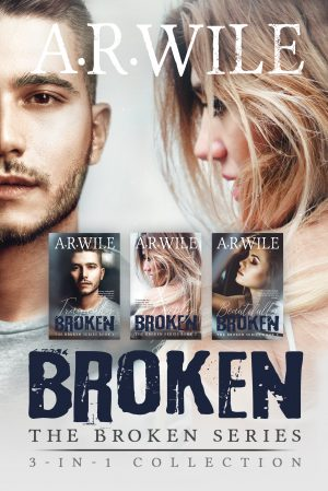 Cover for Broken: The Broken Series 3-in-1 Collection