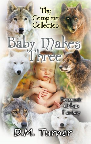 Cover for Baby Makes Three