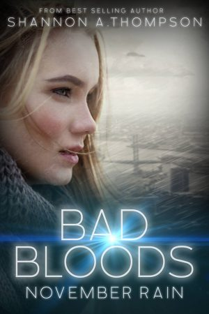 Cover for Bad Bloods