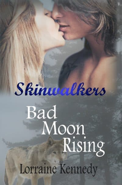Cover for Bad Moon Rising