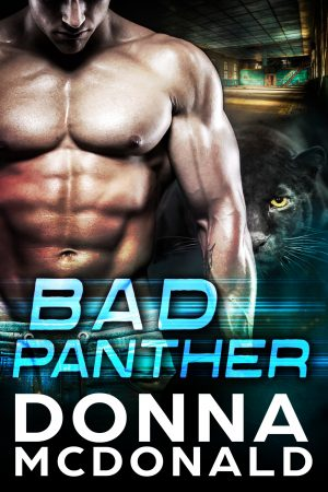 Cover for Bad Panther