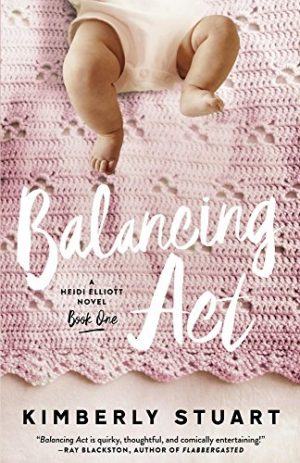 Cover for Balancing Act