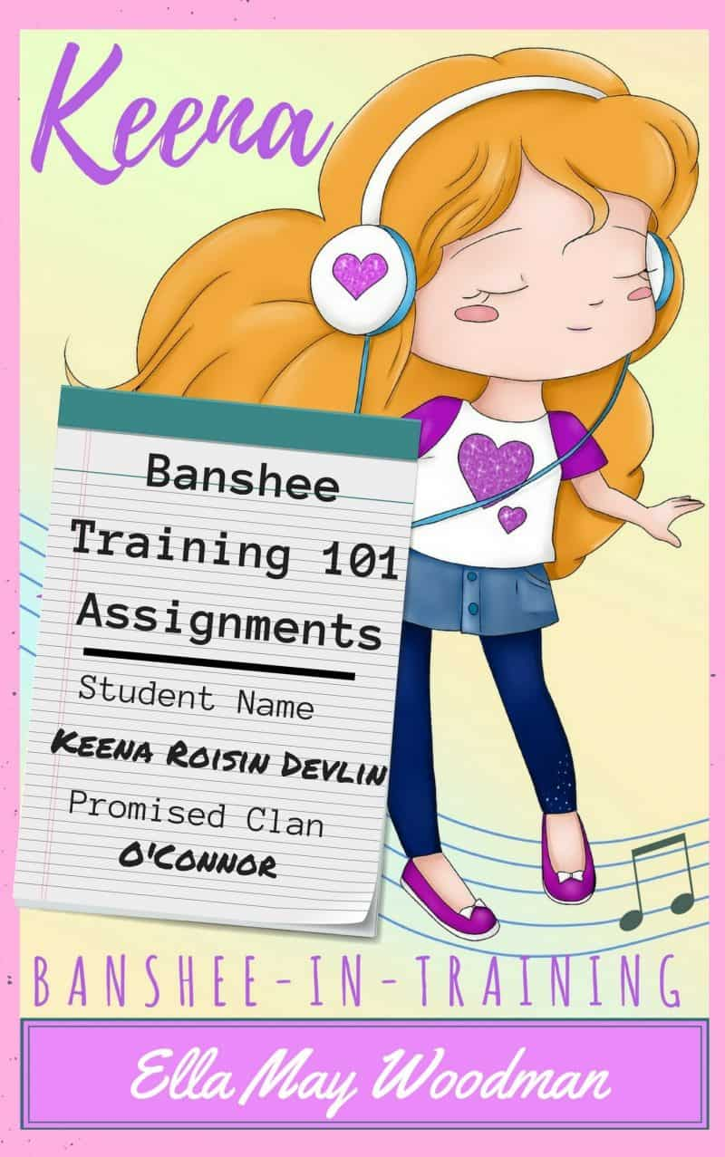 Cover for Banshee Training 101 Assignments: Companion Guide to Keena the Brave