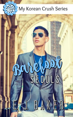 Cover for Barefoot Seouls