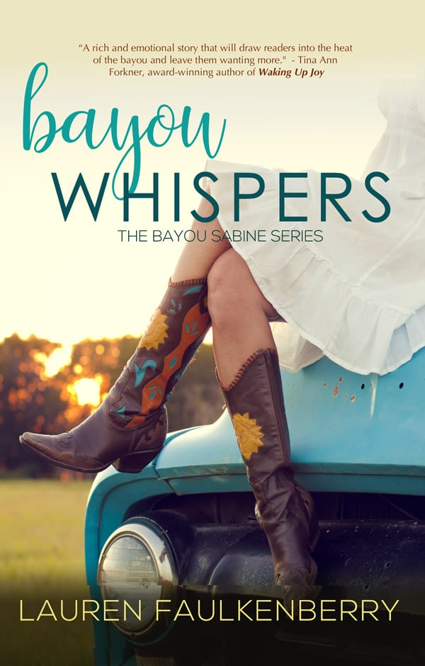 Cover for Bayou Whispers