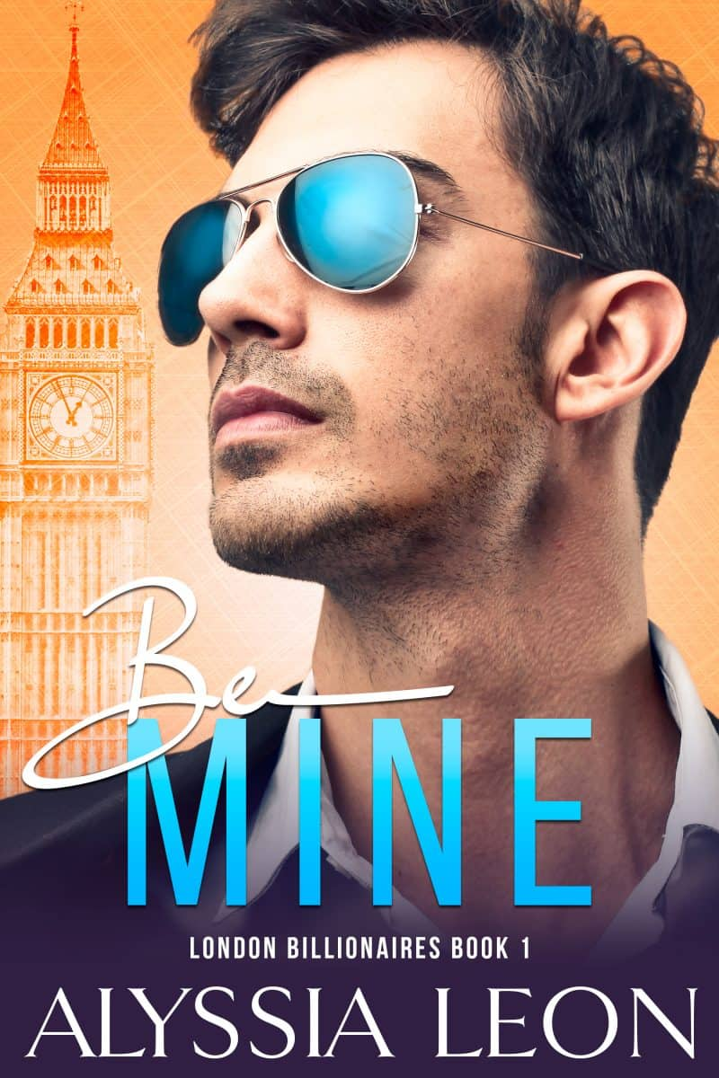 Cover for Be Mine: A Valentine's Second Chance Romance