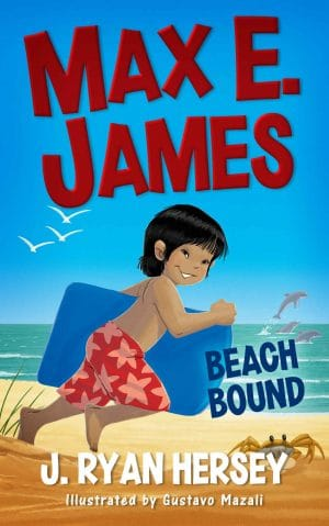 Cover for Beach Bound