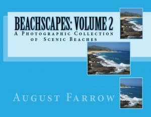 Cover for BeachScapes: Volume 2: A Photographic Collection of Scenic Beaches