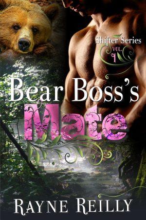 Cover for Bear Boss's Mate