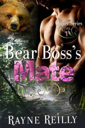 Cover for Bear Boss's Mate