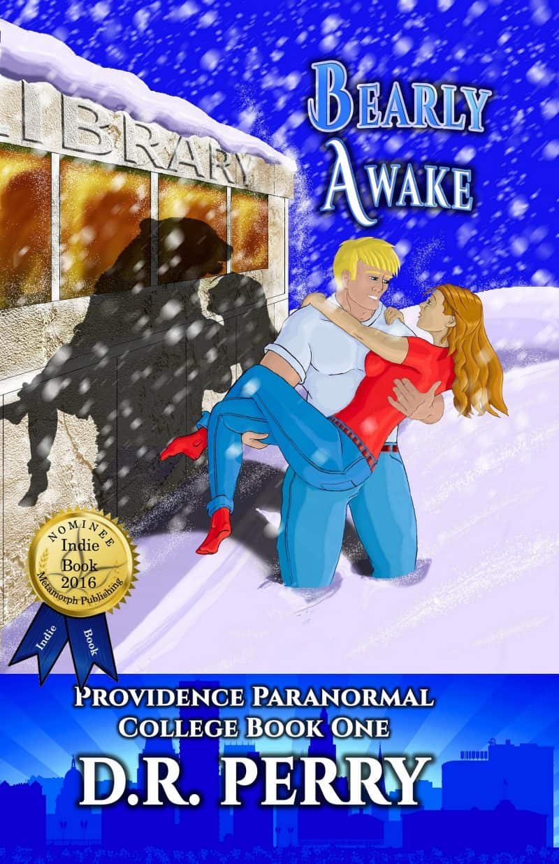 Cover for Bearly Awake: Providence Paranormal College Book One