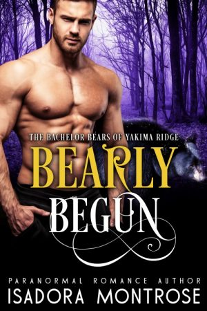 Cover for Bearly Begun