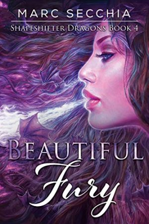 Cover for Beautiful Fury