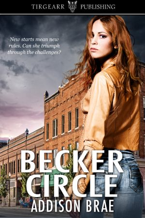 Cover for Becker Circle