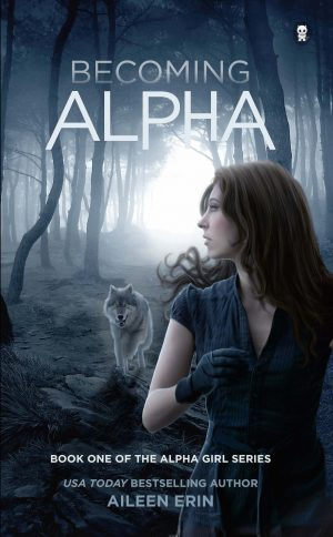 Cover for Becoming Alpha