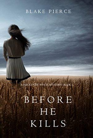 Cover for Before He Kills