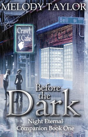 Cover for Before the Dark