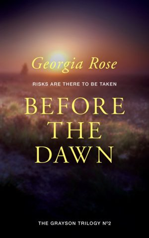 Cover for Before the Dawn