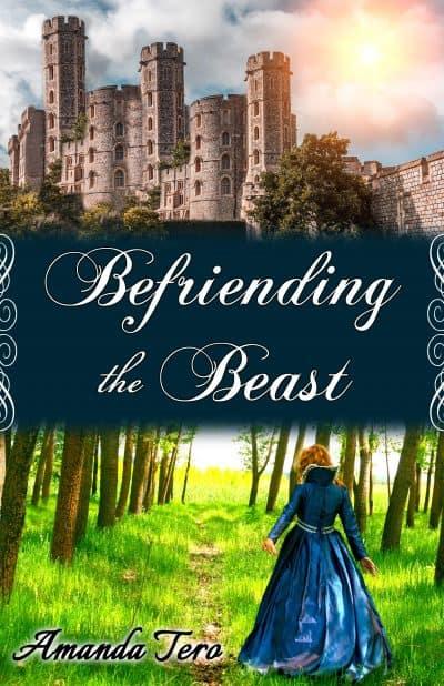 Cover for Befriending the Beast