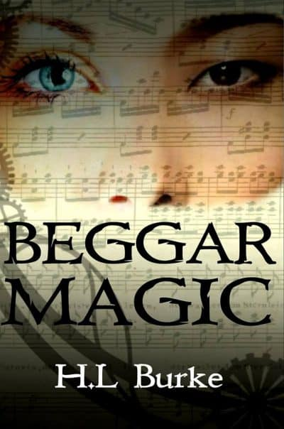 Cover for Beggar Magic
