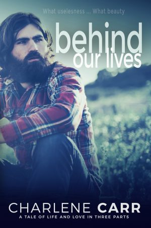 Cover for Behind Our Lives