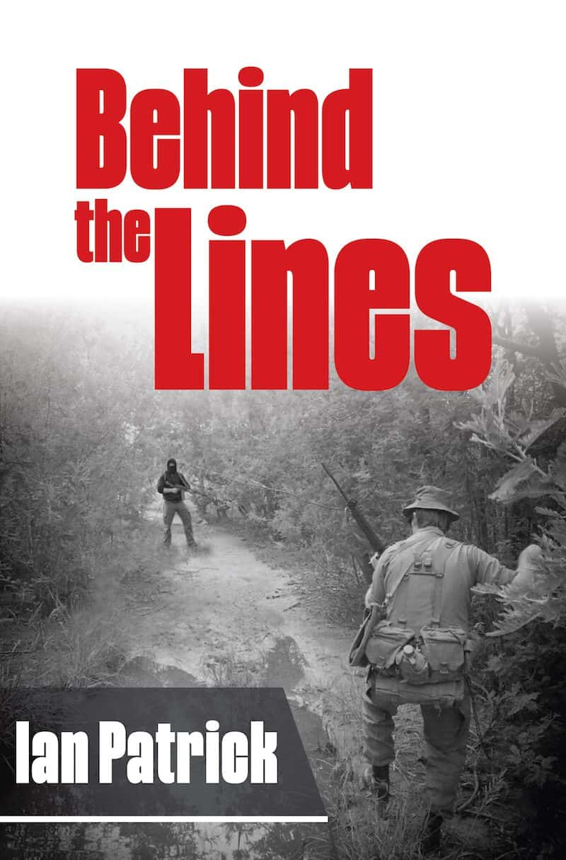 Cover for Behind the Lines