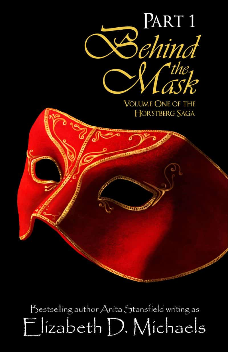 Cover for Behind the Mask Part 1